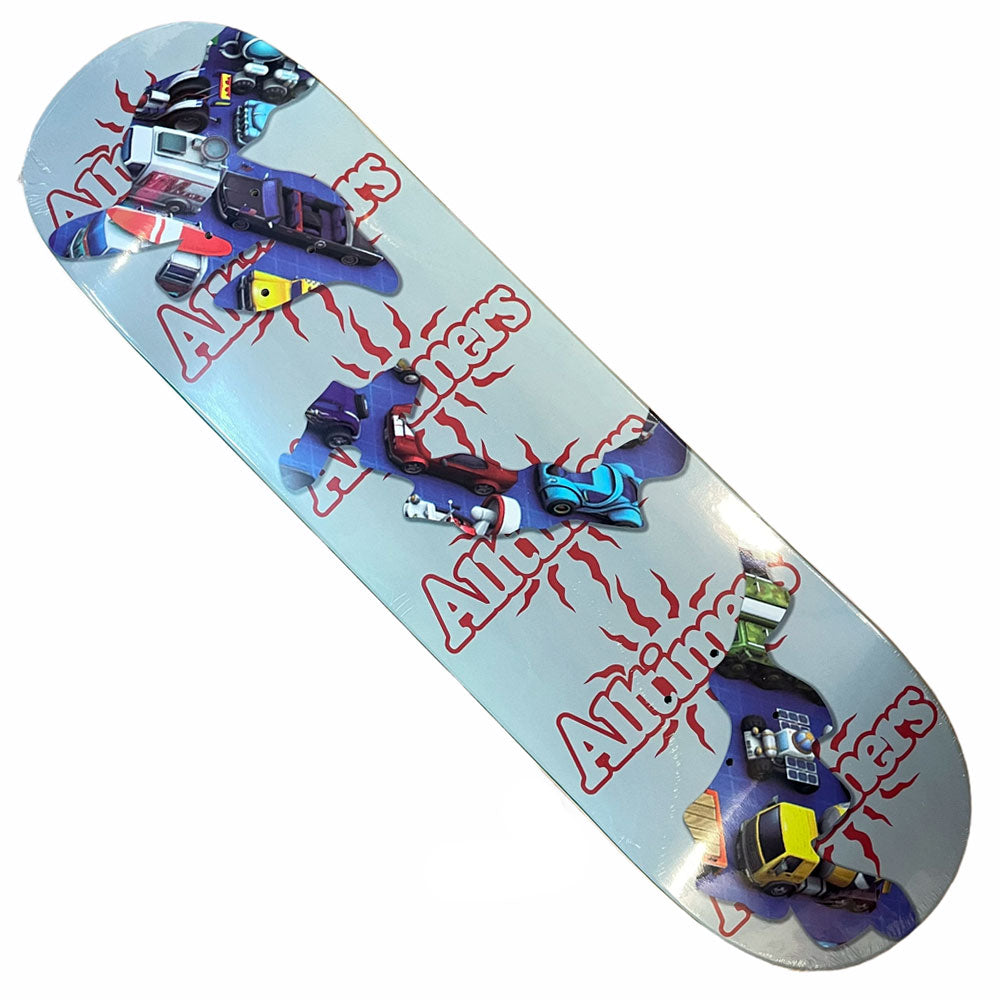 Alltimers Deck Cars Vacation 8.5x32.3