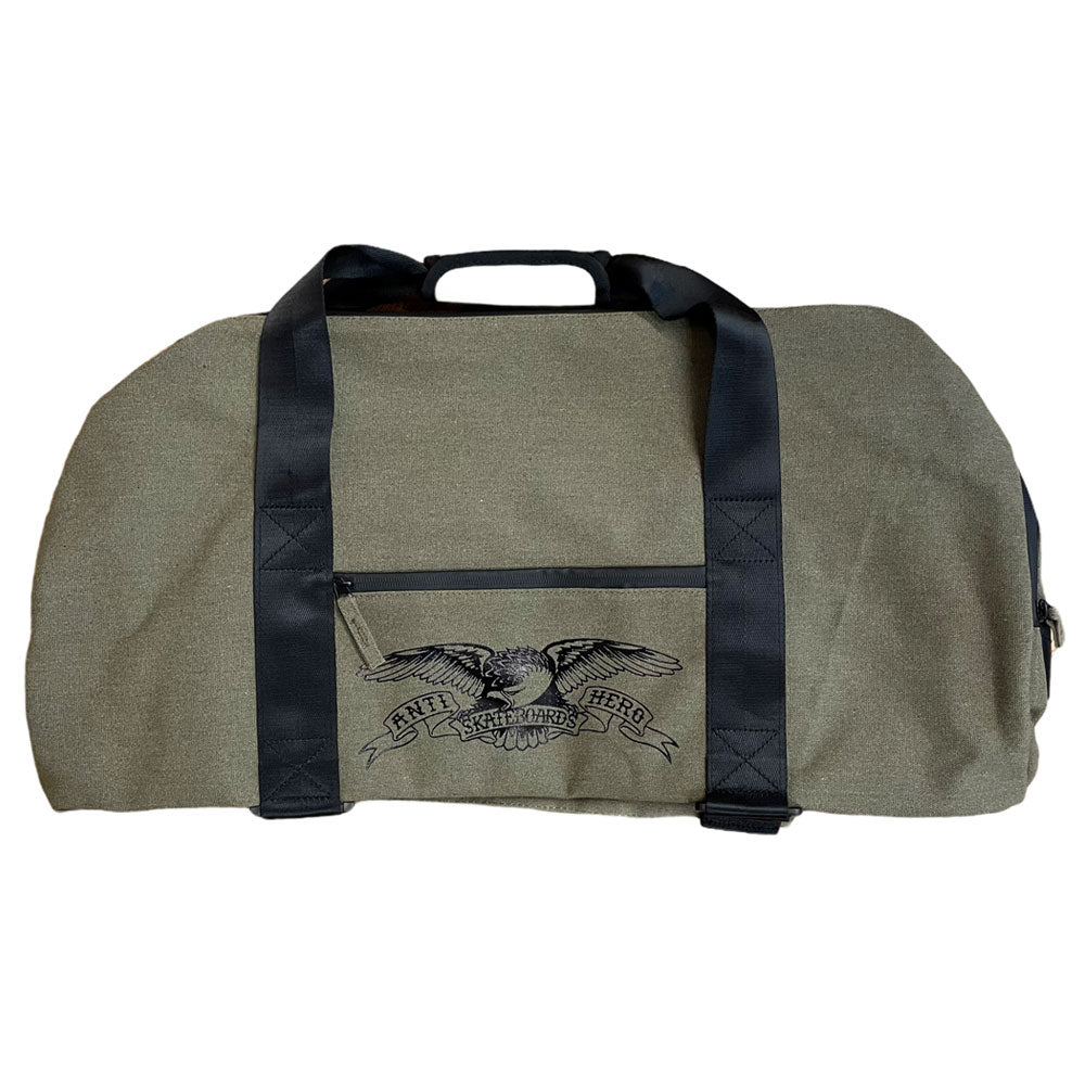 Anti Hero Basic Eagle Duffel Olive