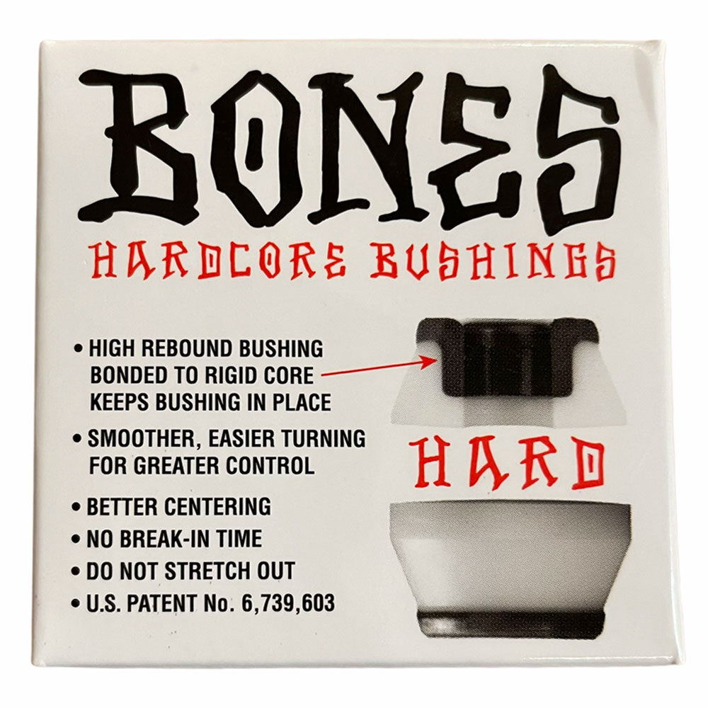 Bones Hardcore Bushing Hard White