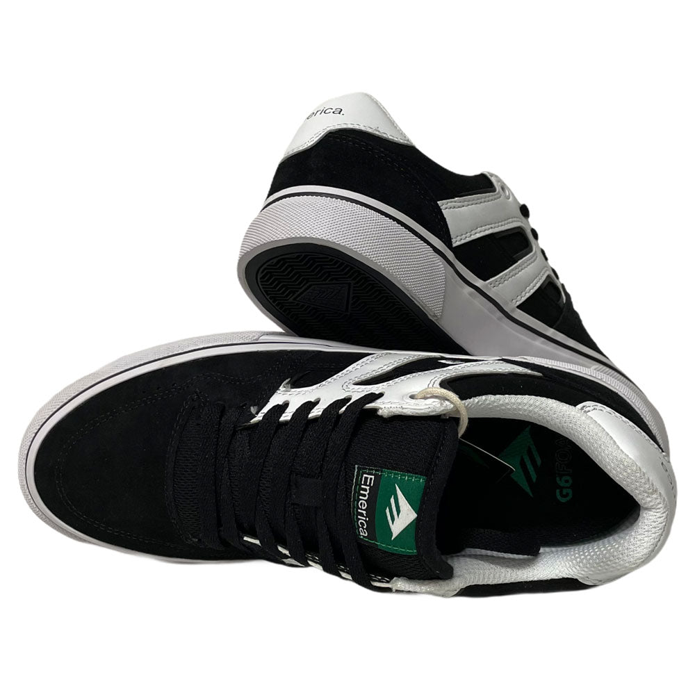 Emerica Tilt G6 Vulc Black White