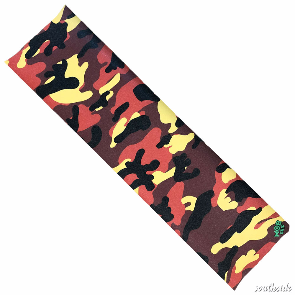 MOB Griptape Camo Orange