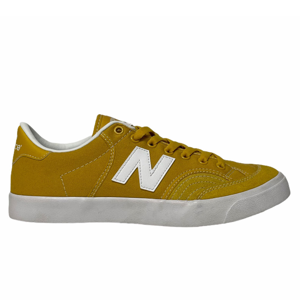 New Balance NM212YUM Yellow White