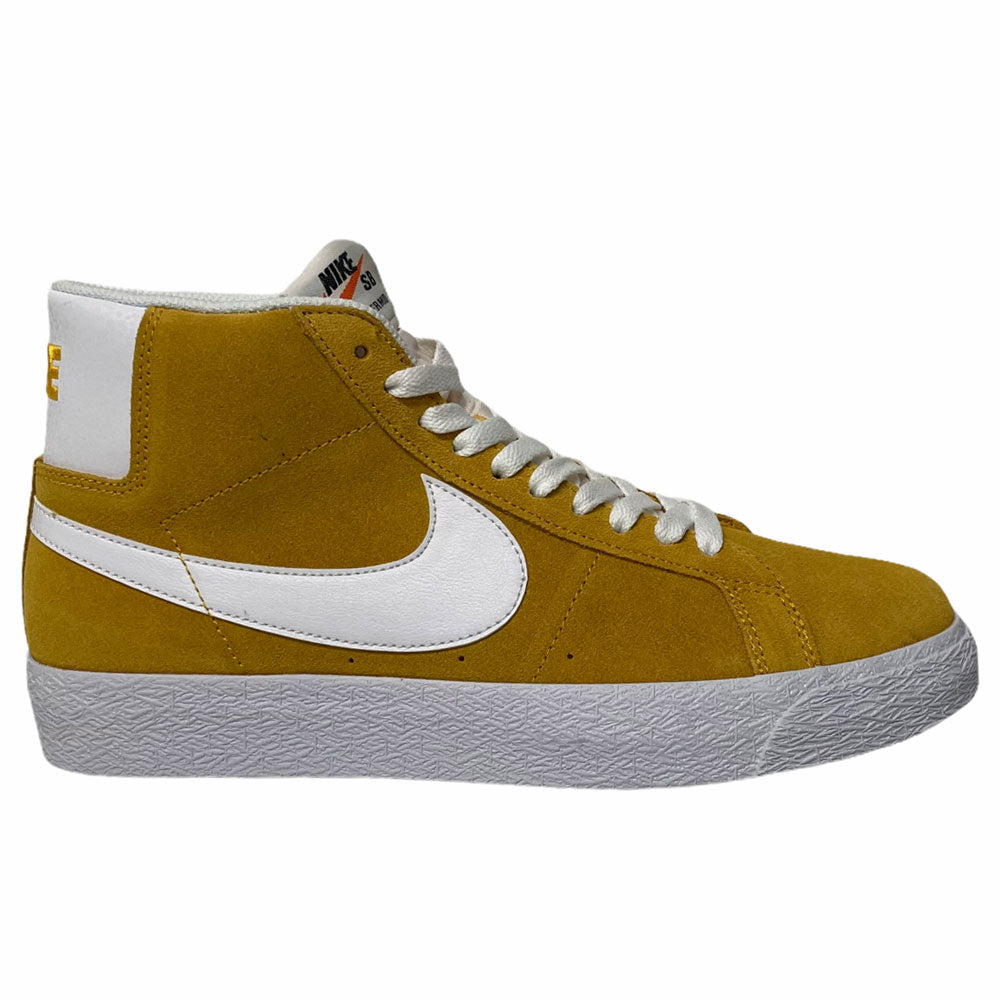 Nike SB Blazer Mid University Gold White
