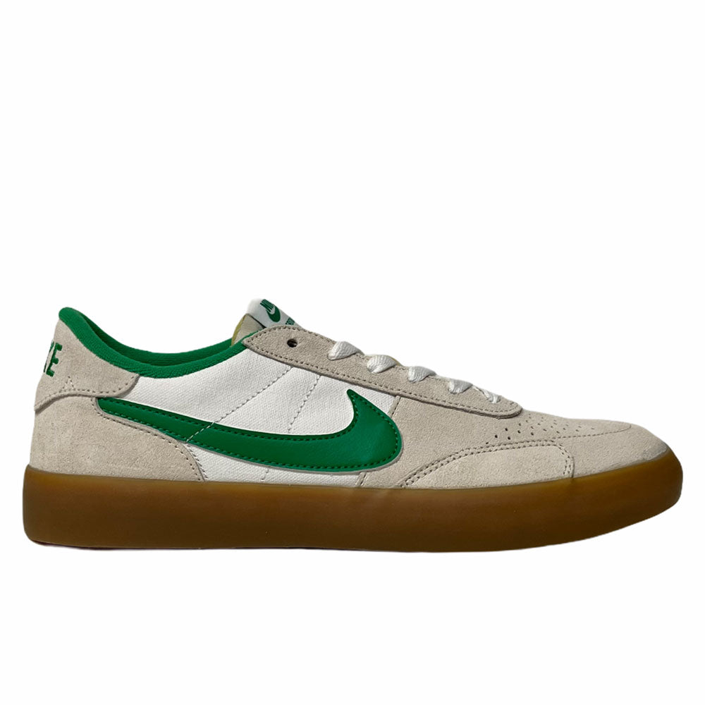 Nike SB Heritage Vulc Summit White Lucky Green