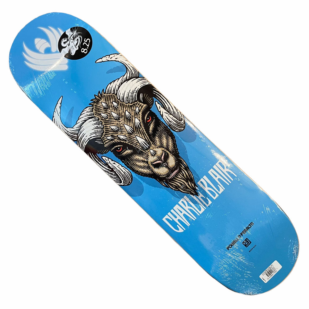 Powell Peralta Flight Deck Blair Goat 8.25x31.7