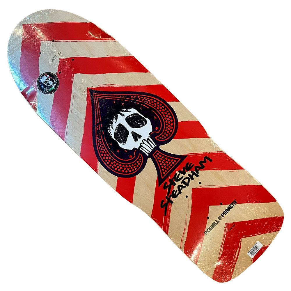 Powell Peralta Deck Steve Steadham Spade Natural 10x29.9