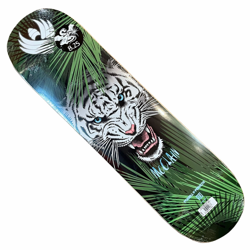 Powell Peralta Flight Deck McClain Tiger 8.25x31.7
