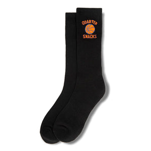 Quartersnacks Ball is Life Socks Black