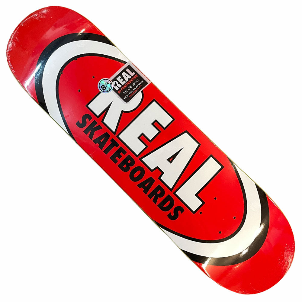Real Deck Classic Oval 8.12x31.3