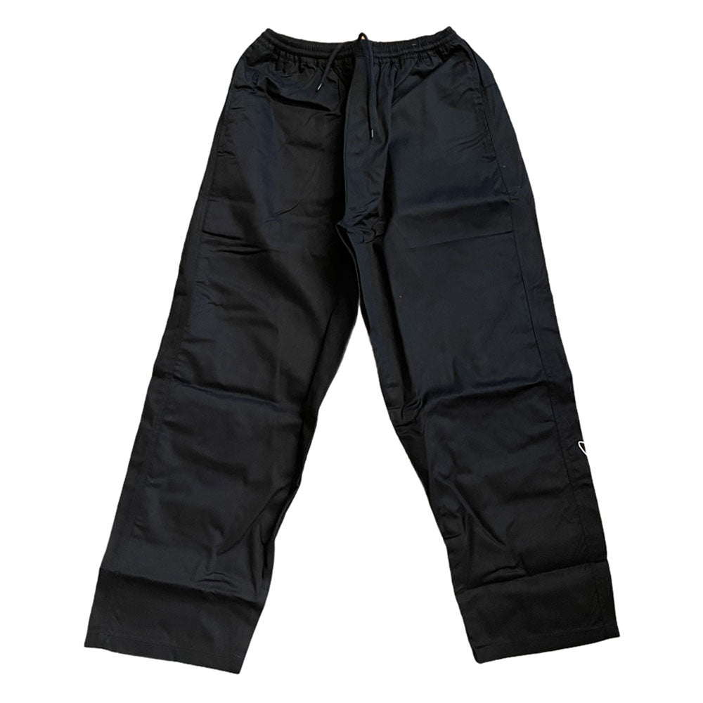 Southside 94 Script Pant Embroidered Black