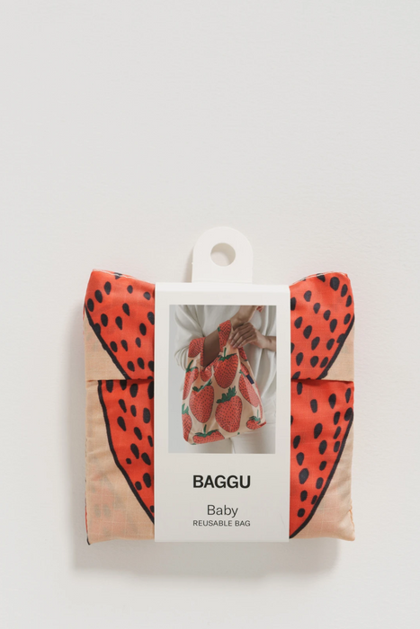 Baby Baggu in Strawberry