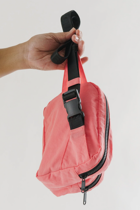 Fanny Pack in Watermelon Pink