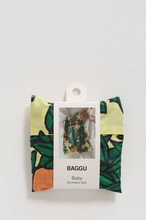 Baby Baggu in Orange Tree