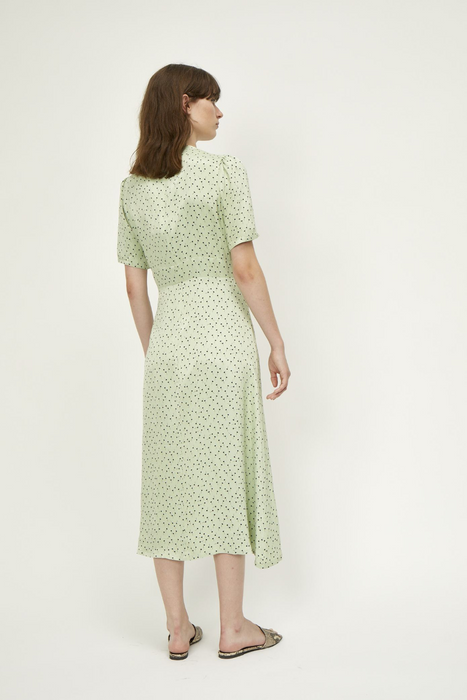 Marielle Dress in Little Daisy Pattern