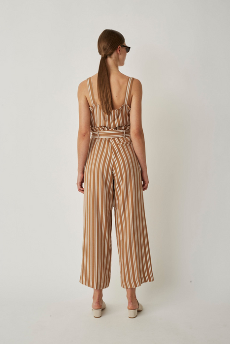 Wendy Trousers in Thrush Stripe