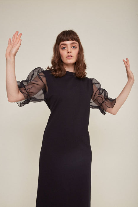 Giula Dress in Black