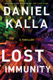 Lost Immunity By Daniel Kalla (softcover)