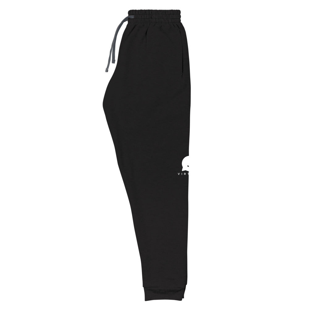 Men's Joggers - White VJCC logo