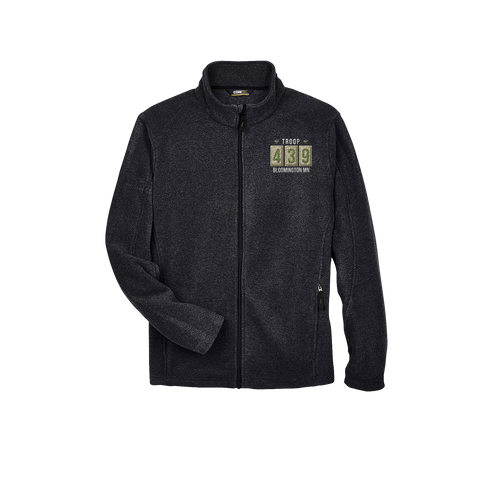 Troop 439 - Men's Fleece Jacket (Pre-Order 1190)
