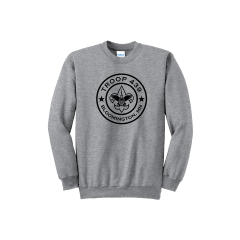 Troop 439 - Crewneck Sweatshirt (Pre-Order 1190)