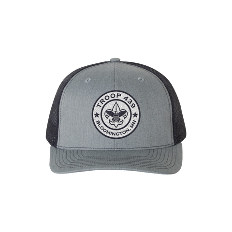 Troop 439 - Patch Trucker Cap (Pre-Order 1190)