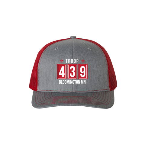 Troop 439 - Embroidered Trucker Cap (Pre-Order 1190)