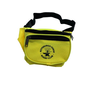 Fanny Pack - Pittsburgh Forge - Yellow