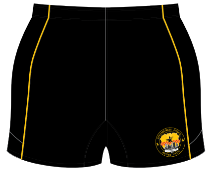 Pittsburgh Forge Rugby Game Shorts