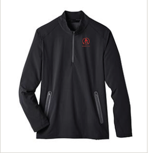 North End Men's Quest 1/4 Zip (Women in Fire)