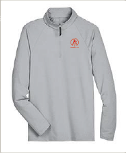 CrownLux Performance™ Women's 1/4 Zip (Women in Fire)