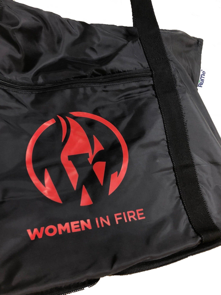 The RuMe® cFold Travel Duffle (Women in Fire STOCK)