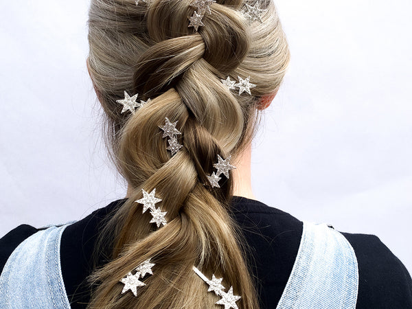 Reverse Braid Hairstyle - Hair Clip Hairstyles - BEAU MANE
