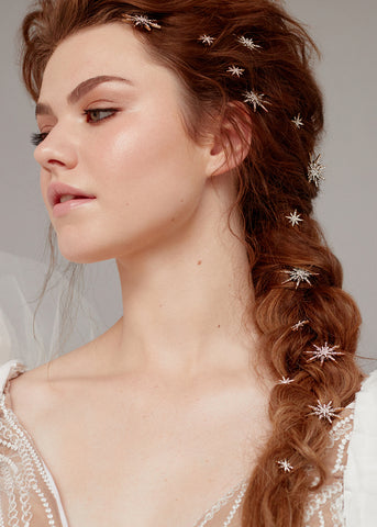 Side Braid Hairstyle - Hair Clip Hairstyles - BEAU MANE