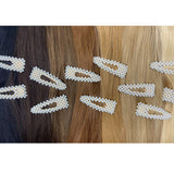 Hair Colour Chart - Small Pearl Snap Clip - Beautiful Hair - BEAU MANE