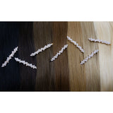 Hair Colour Chart - Spray Pearl Hair Slide - Hair Clips Australia - BEAU MANE