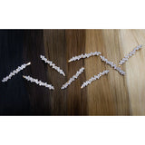 Hair Colour Chart - Spray Rhinestone Hair Slide - Beautiful Hair - BEAU MANE