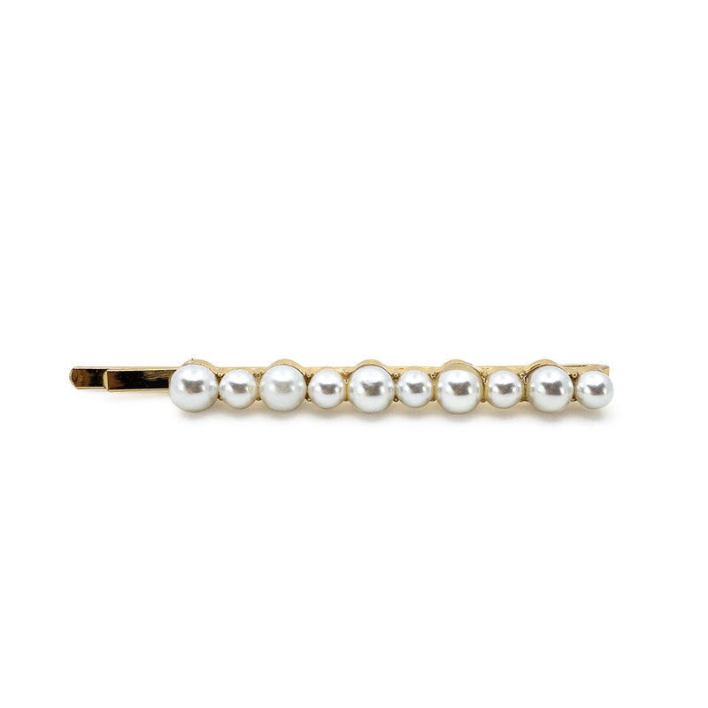 Mixed Pearl Hair Pin - Hair Accessories Australia - BEAU MANE