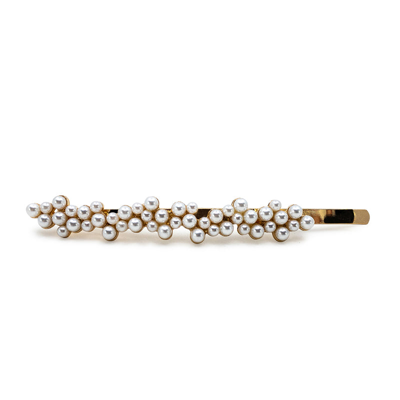 Spray Pearl Hair Slide - Hair Clips Australia - BEAU MANE