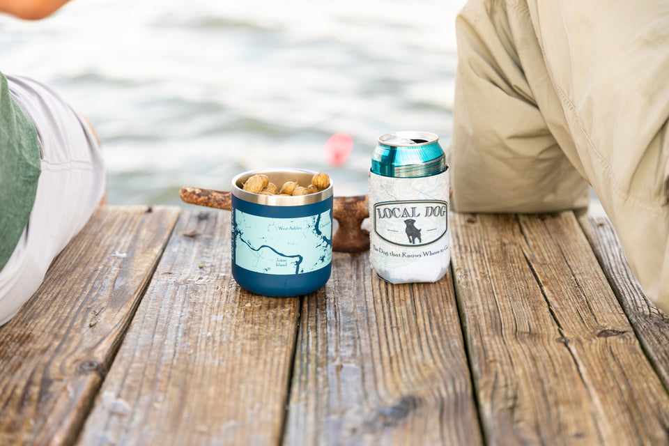 Local Dog Stainless Tumblers and Coozies