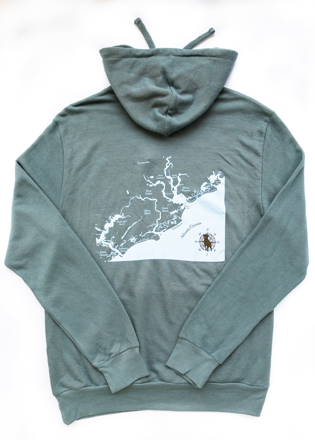 Charleston Waterways Hoodie