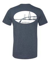 Load image into Gallery viewer, Charleston Ravenel Bridge Short Sleeve T-shirt