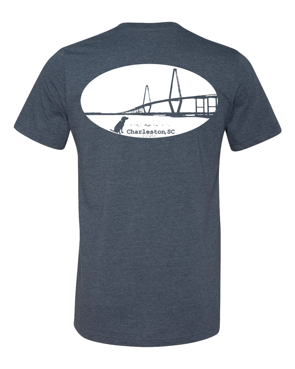 Charleston Ravenel Bridge Short Sleeve T-shirt