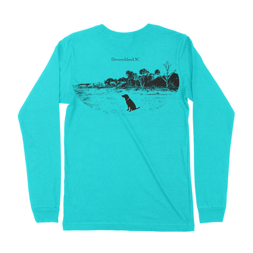 Dewees Island Long Sleeve T-shirt