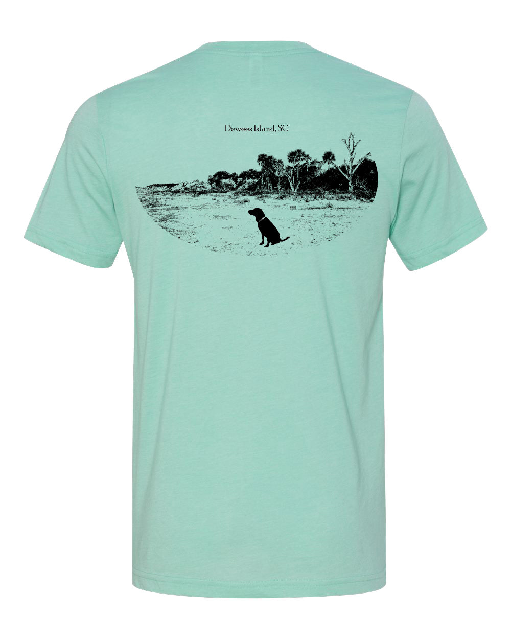 Dewees Island Short Sleeve T-shirt
