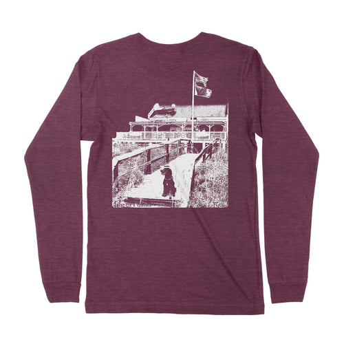Isle of Palms - Windjammer Long Sleeve T-shirt