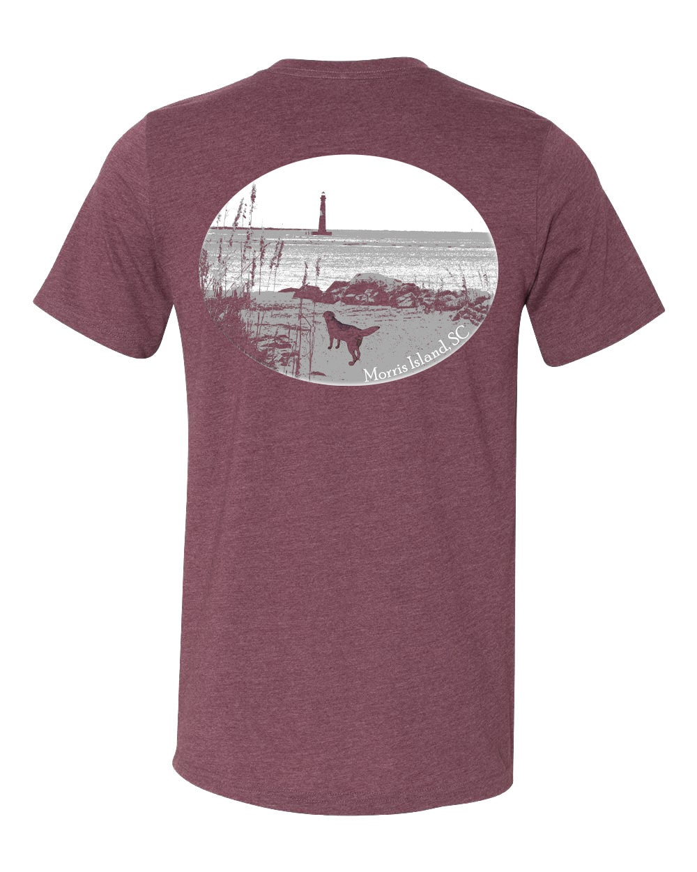Morris Island Short Sleeve T-shirt