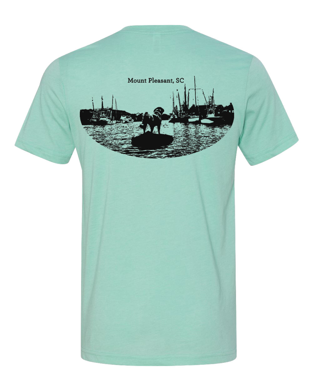 Mt. Pleasant Short Sleeve T-shirt