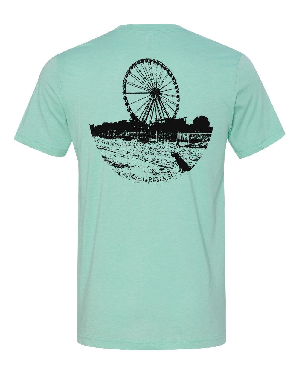 Myrtle Beach Short Sleeve T-shirt
