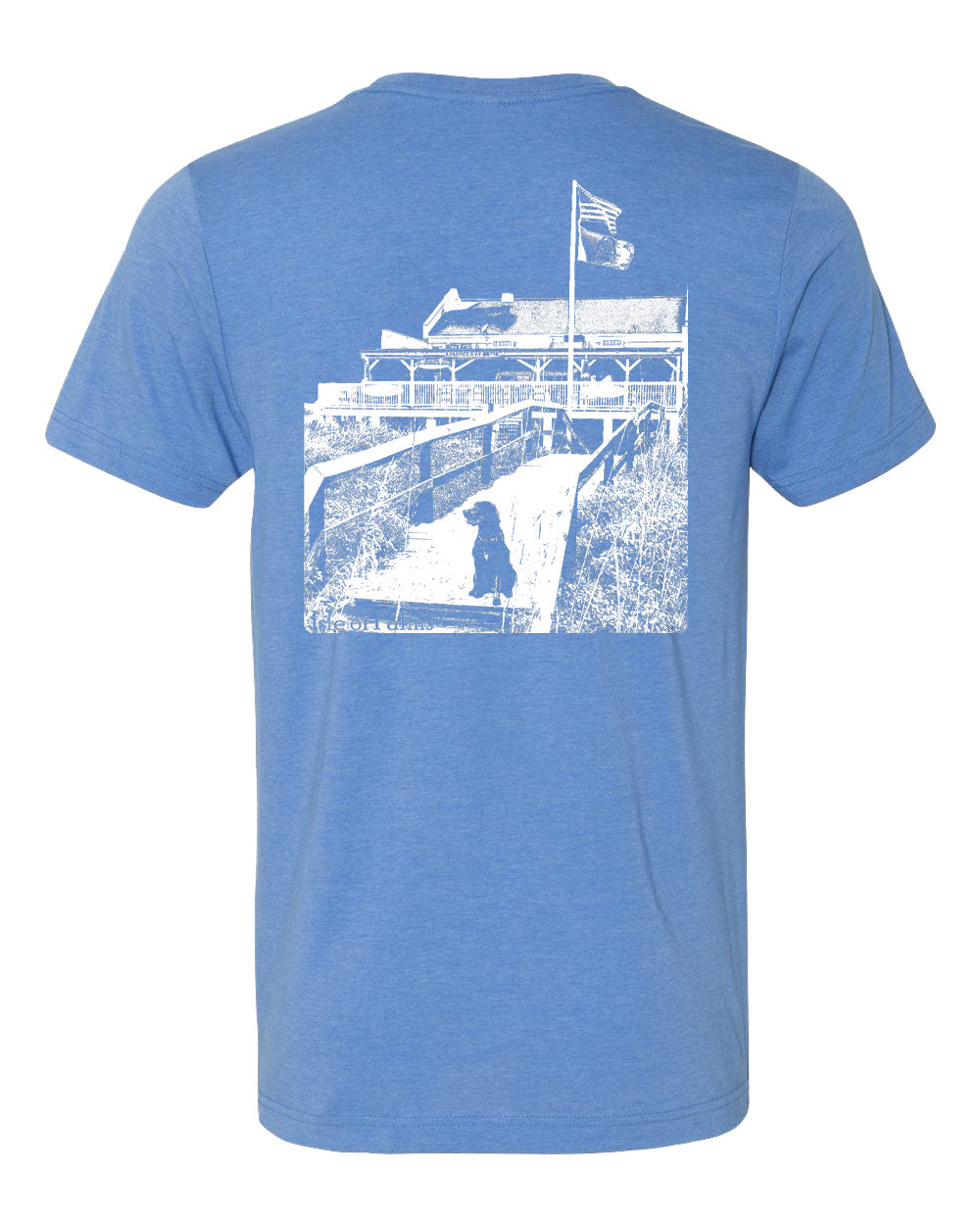 Isle of Palms - Windjammer Short Sleeve T-shirt