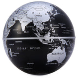 2018 Creative C Shape Magnetic Levitation Floating Globe Rotating Magnetic World Map Colorful LED Lamp Decoration Novelty Gifts